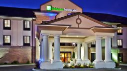 Buitenaanzicht Holiday Inn Express & Suites CRAWFORDSVILLE