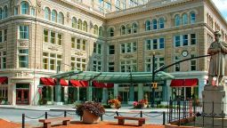 Exterior view Lancaster Marriott at Penn Square