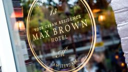 Exterior view Max Brown Hotel Canal District