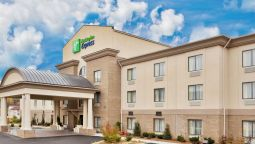 Exterior view Holiday Inn Express TROUTVILLE - ROANOKE NORTH