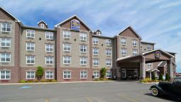 Exterior view BEST WESTERN PLUS FREDERICTON