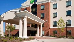 Buitenaanzicht Holiday Inn Express & Suites ENNIS