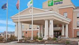 Exterior view Holiday Inn Express VINCENNES