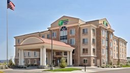 Buitenaanzicht Holiday Inn Express & Suites ONTARIO