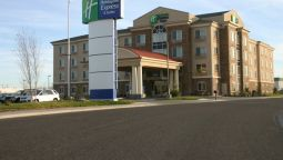 Exterior view Holiday Inn Express & Suites ONTARIO
