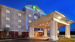 Buitenaanzicht Holiday Inn Express Hotel & Suites STEPHENVILLE