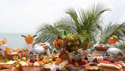 Breakfast buffet Rifoles Praia Hotel & Resort