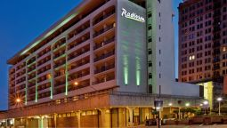 Exterior view RADISSON FRESNO CONFERENCE CTR