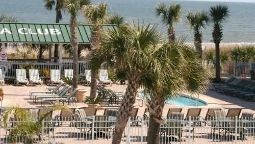 Hotelhal TYBEE BEACH RESORT CLUB