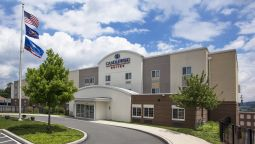 Exterior view Candlewood Suites READING