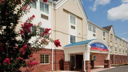 Buitenaanzicht Candlewood Suites COLONIAL HEIGHTS-FT LEE