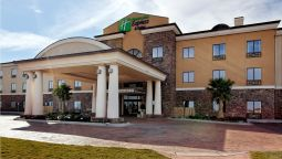 Buitenaanzicht Holiday Inn Express & Suites ODESSA