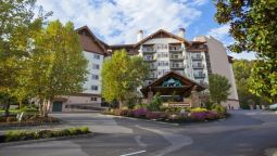 Exterior view Holiday Inn Club Vacations GATLINBURG-SMOKY MOUNTAIN