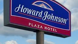 Buitenaanzicht HOWARD JOHNSON PLAZA HOTEL MAY