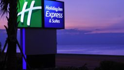 Exterior view Holiday Inn Express & Suites GALVESTON WEST-SEAWALL