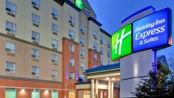 Buitenaanzicht Holiday Inn Express & Suites EDMONTON SOUTH