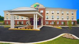 Buitenaanzicht Holiday Inn Express & Suites THORNBURG-S. FREDERICKSBURG