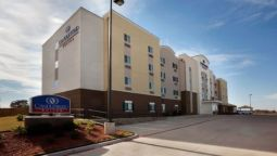 Exterior view Candlewood Suites ABILENE