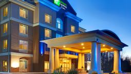 Buitenaanzicht Holiday Inn Express & Suites HAMBURG