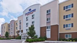 Exterior view Candlewood Suites BARTLESVILLE EAST