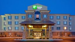 Exterior view Holiday Inn Express & Suites DENVER AIRPORT