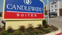 Exterior view Candlewood Suites LONGVIEW
