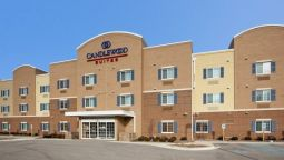 Exterior view Candlewood Suites MILWAUKEE AIRPORT-OAK CREEK