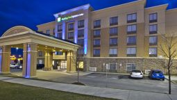 Buitenaanzicht Holiday Inn Express & Suites KINGSTON