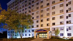 Buitenaanzicht Candlewood Suites INDIANAPOLIS DWTN MEDICAL DIST