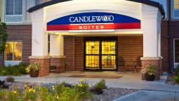 Exterior view Candlewood Suites OMAHA AIRPORT