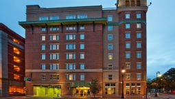 Buitenaanzicht Holiday Inn Express SAVANNAH-HISTORIC DISTRICT