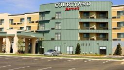 Exterior view Courtyard Statesville Mooresville/Lake Norman