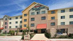 Exterior view TownePlace Suites Dallas Lewisville