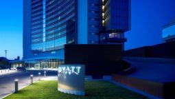 Exterior view Hyatt Regency Ekaterinburg