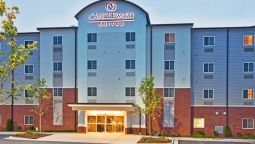 Exterior view Candlewood Suites ATHENS