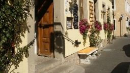 Exterior view Boutiquehotel Goldene Rose