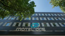 Exterior view Motel One Airport