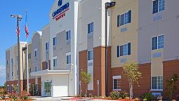 Exterior view Candlewood Suites BAYTOWN