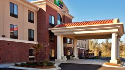 Buitenaanzicht Holiday Inn Express & Suites PICAYUNE-STENNIS SPACE CNTR.