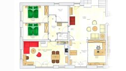 Information K3 - Appartements Pension