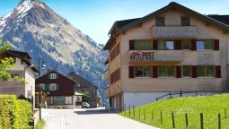 Exterior view Alpen Hotel Post