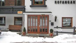Appartement Rofangarten Pension