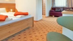 Junior suite Erlebnis-Hotel Appartements Wellness & Sport