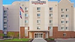 Exterior view Candlewood Suites DALLAS PLANO EAST RICHARDSON