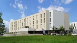 Exterior view Sejours & Affaires Longs Champs Apparthotel