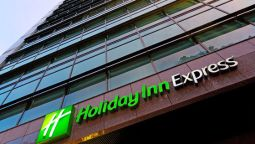Exterior view Holiday Inn Express BOGOTA