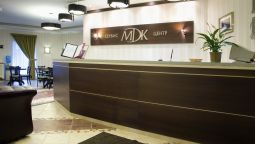 Reception MDK Hotel