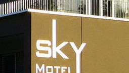 Exterior view Sky Design Motel