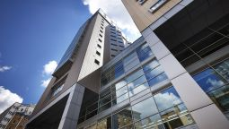 Exterior view Marlin Apartments Aldgate
