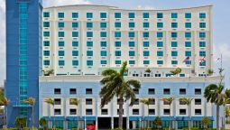Buitenaanzicht Crowne Plaza FT. LAUDERDALE AIRPORT/CRUISE